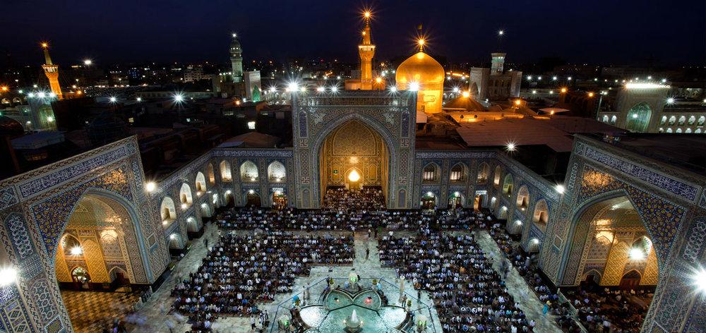 ۳۹۸ سفر از اصفهان به مشهد بهمناسبت ۲۸ صفر