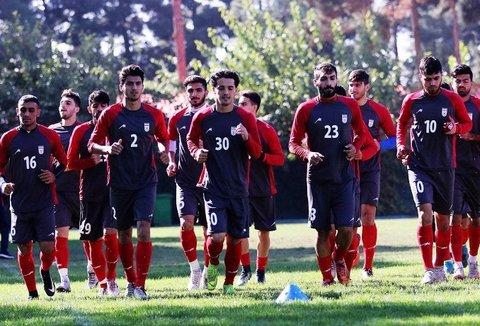 کمک یک میلیارد تومانی وزارت ورزش به ملی پوشان امید فوتبال