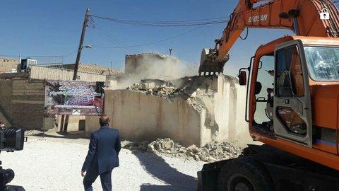 طرح بازآفرینی شهری در ۲۷ محله اصفهان در حال اجرا است