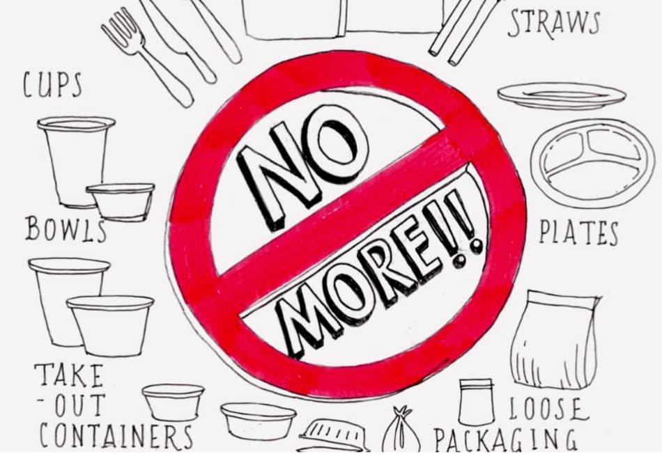ممنوعیت استفاده از پلاستیکهای یکبار مصرف در ایرلند