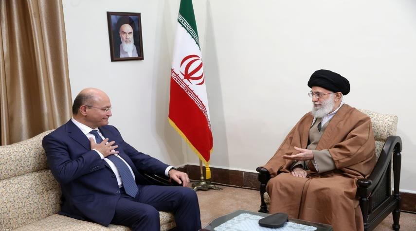 عراقِ قوی، مستقل و پیشرفته برای ایران بسیار مفید است