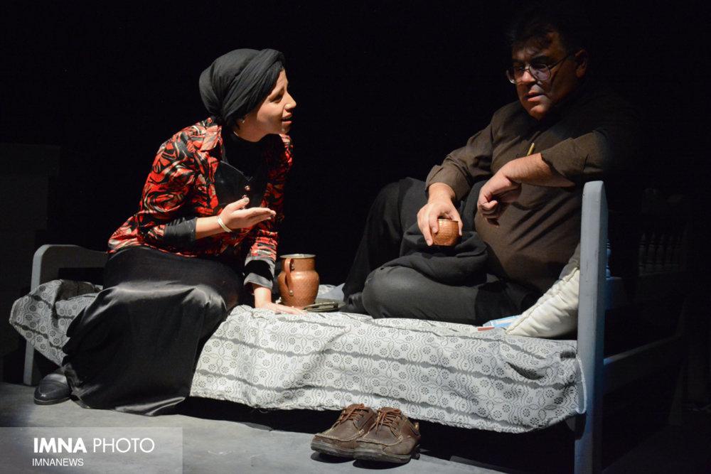 سیامین جشنواره تئاتر اصفهان آغاز به کار کرد