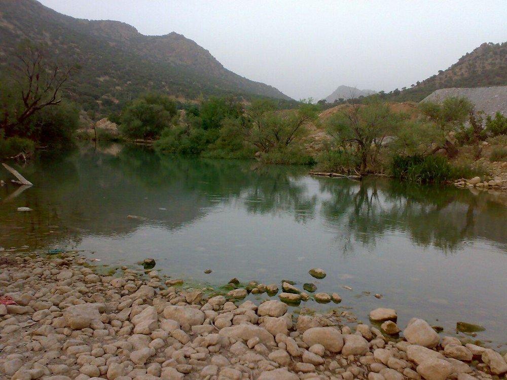 ضربالأجل یکماهه برای پاکسازی رودخانه دهاقان