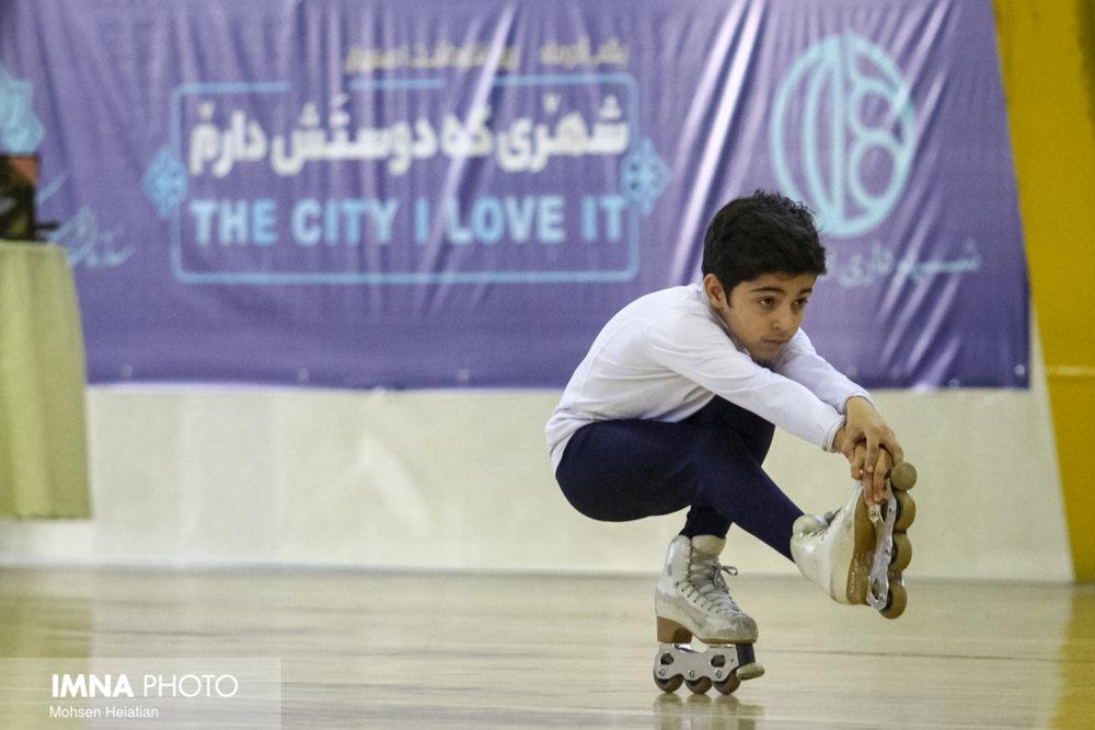 اسکیت در اصفهان محبوب است