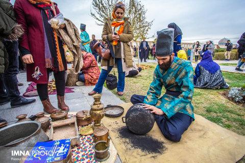 برگزاری ۱۰۰۰ رویداد فرهنگی در نوروز ۹۸