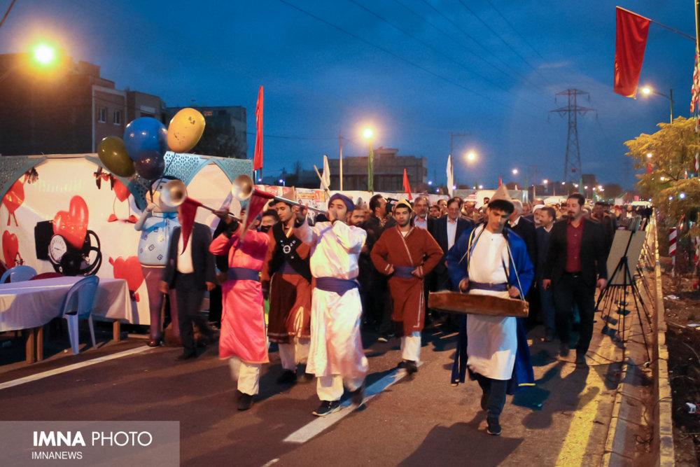 زندآور: مشارکت شهروندان نقطه قوت برگزاری روز اصفهان است