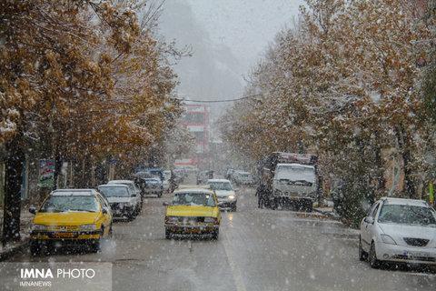 آخرین وضعیت محورهای مواصلاتی استان اصفهان با توجه به بارشها