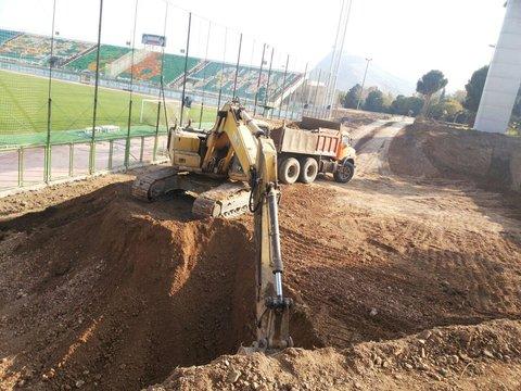 اجرای مراحل پایانی سه پروژه ورزشی در برخوار اصفهان
