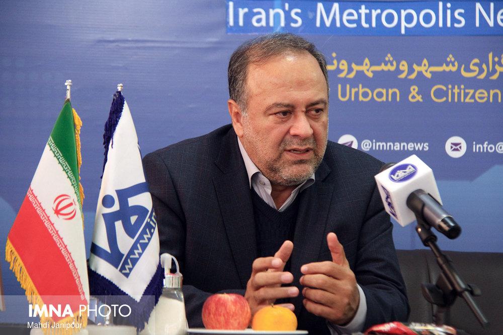 ساماندهی مشاغل شهری اصفهان در قالب طرح جامع