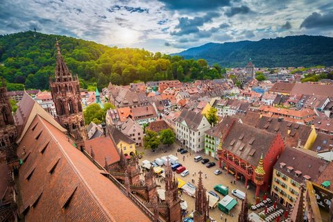 Freiburg; Isfahan's Jewel of Black Forest