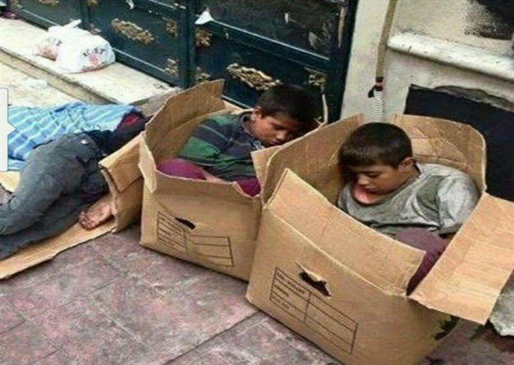 اسکان بیش از ۱۳ هزار شب کارتنخواب در گرمخانه شهرداری