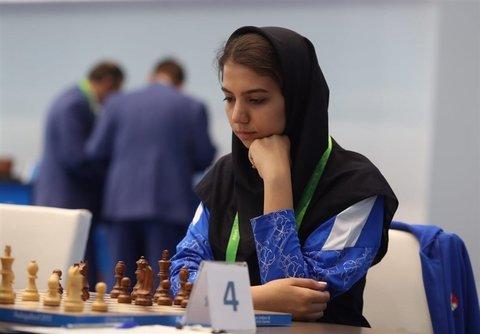 بانوی اول شطرنج ایران ویروس کرونا گرفت