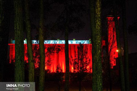 چراغهای پل سردار شهید عرب و خیابان امام خمینی(ره) قرمز میشود