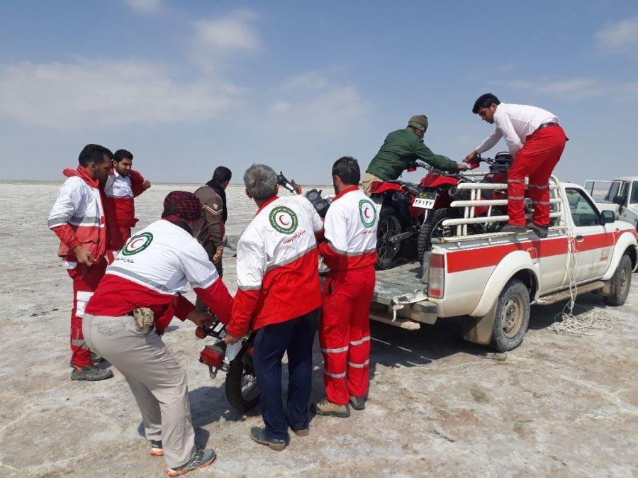 نجات ۱۷۵ حادثه دیده در ۷۲ ساعت گذشته