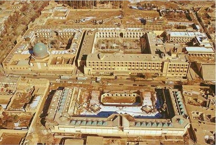 Isfahan Chaharbagh School