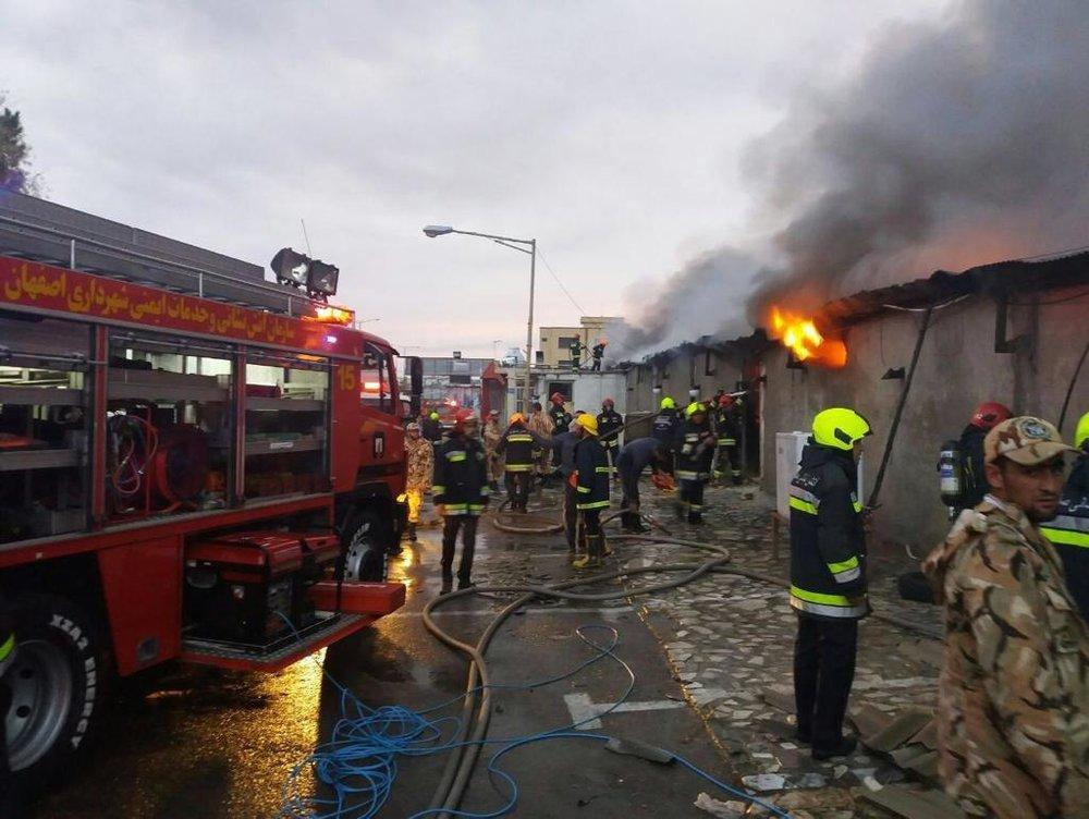آتشنشانی؛ انتخابی برای ناجی بودن