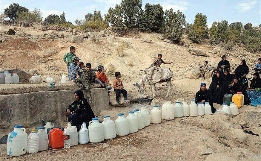 فاجعه در کمین اسفراین/تنش آبی در ۴۰ روستایخراسان شمالی
