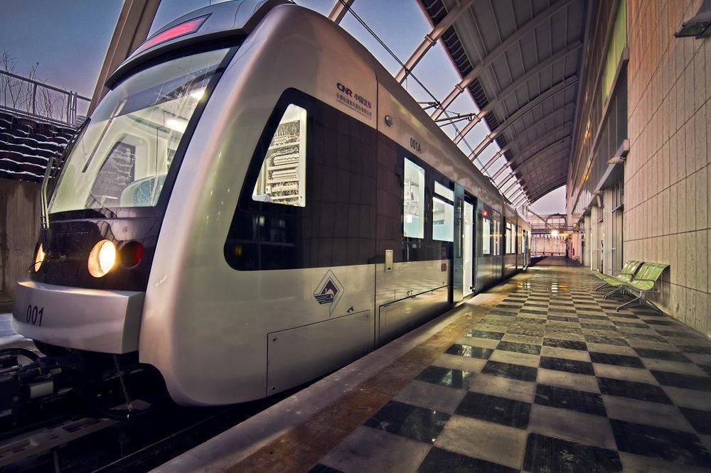 آغاز عملیات اجرایی قطار شهری شاهینشهر