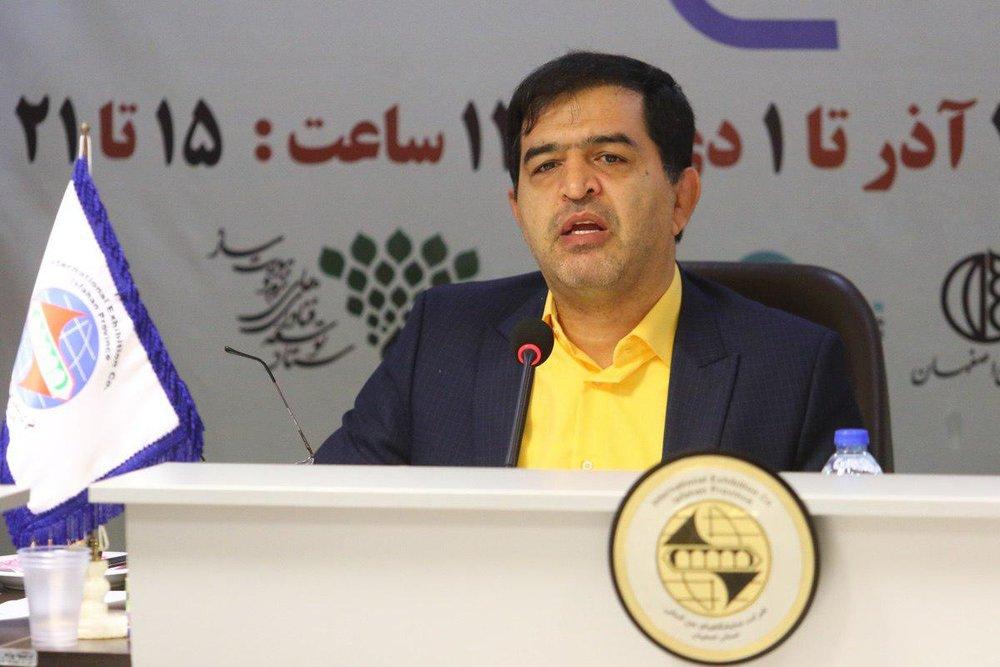 پروژه نمایشگاه بزرگ اصفهان ۹۰ درصد پیشرفت داشته است
