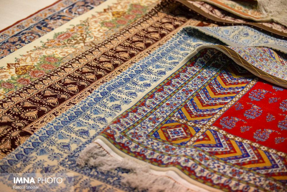 تهاتر فرش دستبافت ایران با واگنهای خطوط مترو چینی