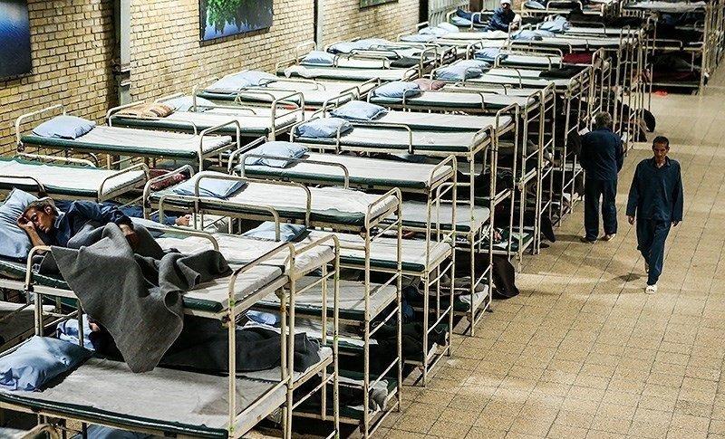 ۹۰ درصد کارتنخوابها از وجود گرمخانهها مطلعند