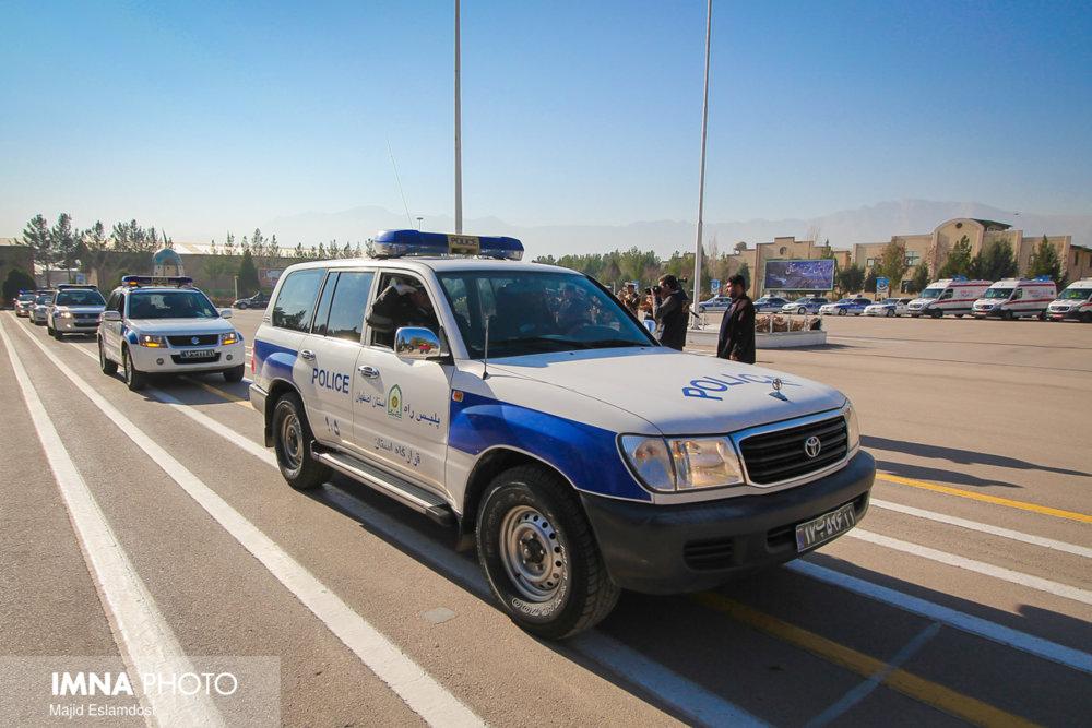 آغاز طرح زمستانی پلیس در جادههای سراسر کشور/محدودیتهای تردد همچنان ادامه دارد