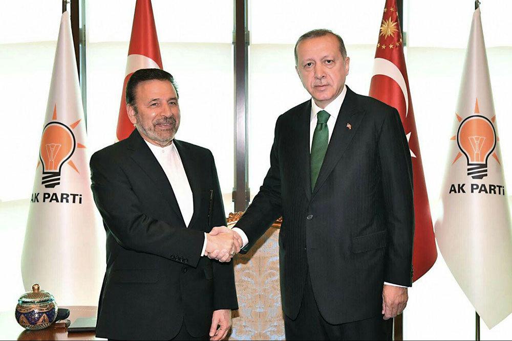 توسعه روابط و همکاریهای ایران و ترکیه به نفع منطقه است