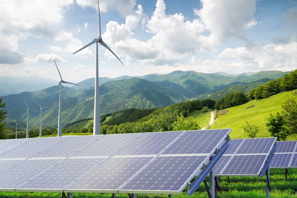 In 2020, More Than 80% Of New Energy Was Renewable