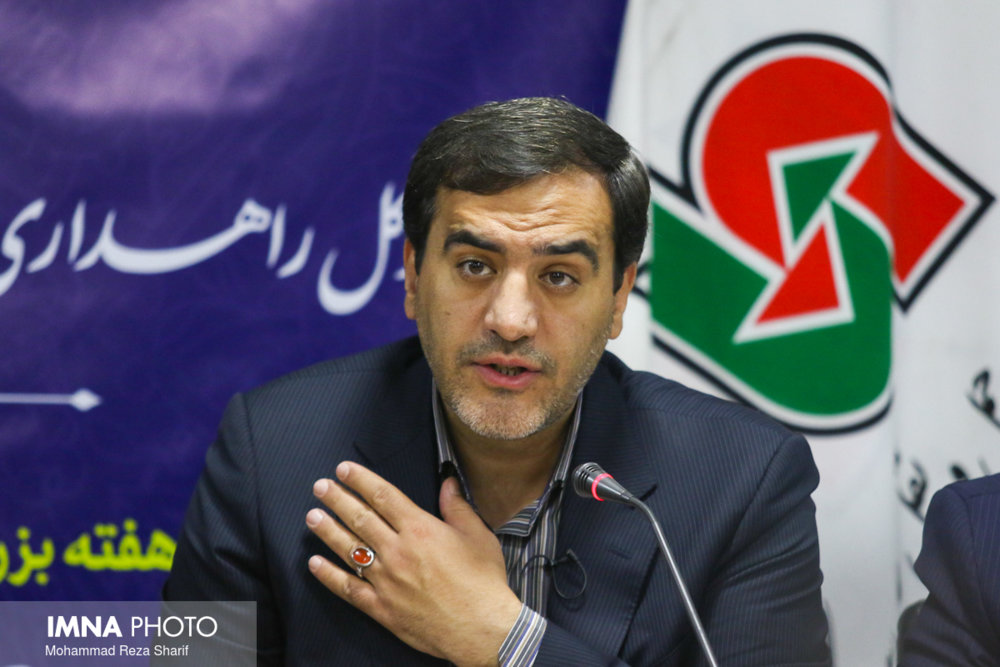 جابهجایی مسافر در اصفهان ۵۳ درصد کاهش یافت