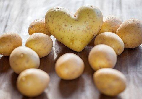 فواید سیب زمینی برای سلامت بدن