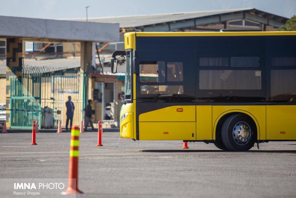 سهم۱.۳ درصدی ناوگان اتوبوسرانی مشهد از آلودگی هوای این کلانشهر