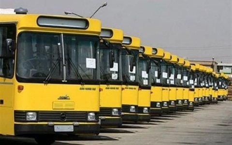فرسودگی ناوگان اتوبوسرانی شهرضا