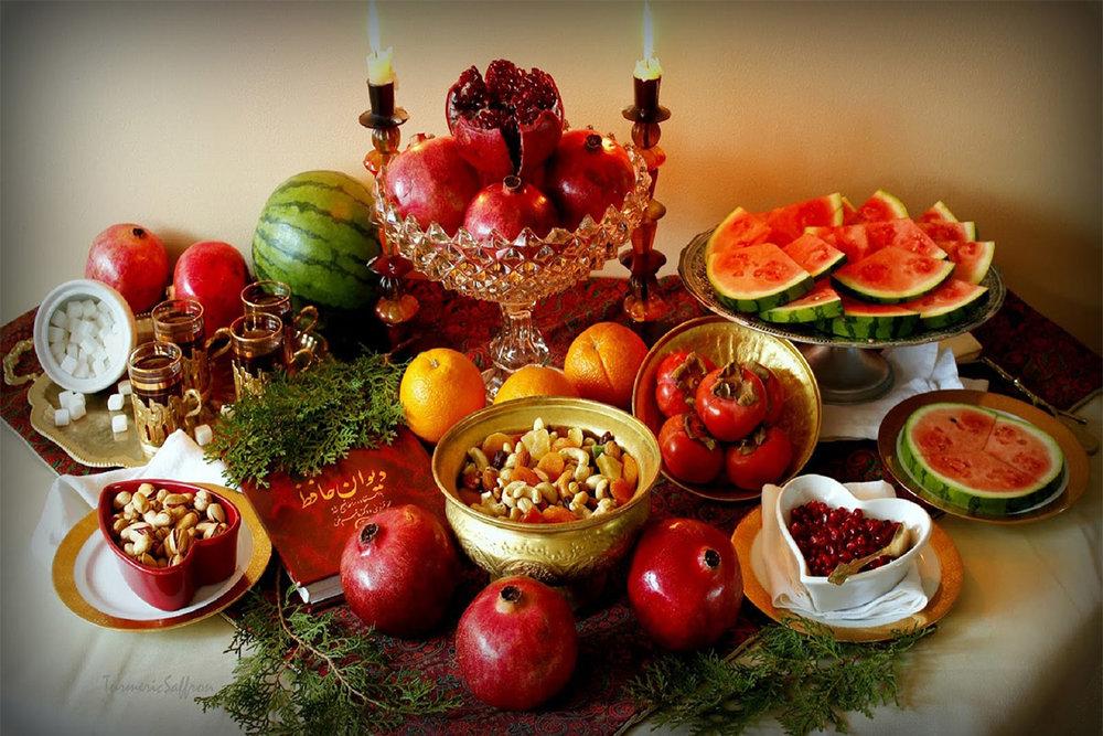 قیمت میوههای شب یلدایی کاهش یافت/رونق در میادین میوه و تره بار اصفهان