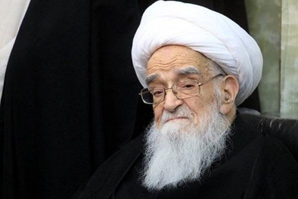 نظر آیت الله صافی گلپایگانی در مورد طالبان
