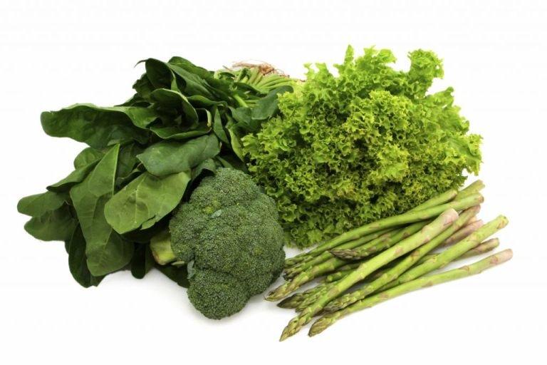سبزی های مفید برای استخوان