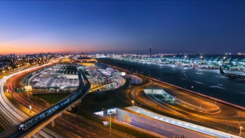 تورم امارات منفی ماند