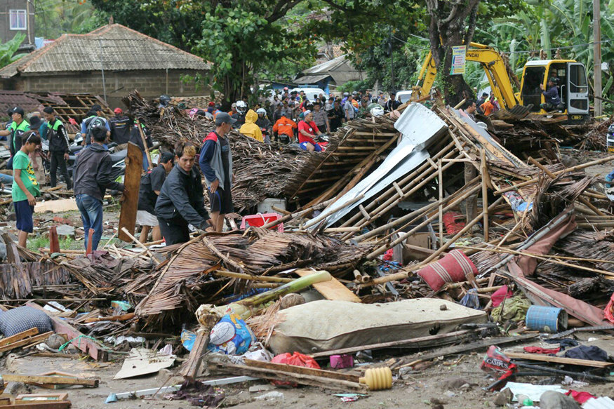 Iran extends sympathy to Indonesia over deadly tsunami