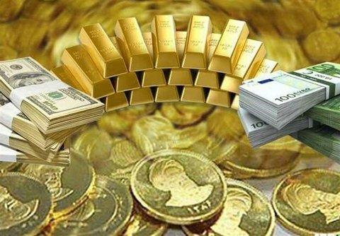 کاهش یکپارچه قیمت سکه و ارز امروز ۱ آبان در بازار + جدول