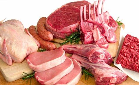 قیمت گوشت و مرغ در بازارهای کوثر امروز ۴ اسفند+ جدول