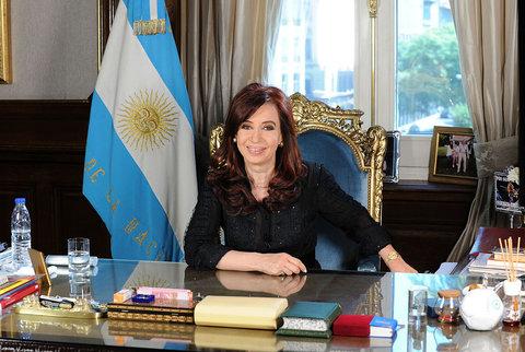 فرناندز؛ همسر یک رییس جمهور که رییس جمهور شد