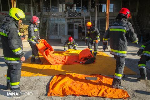 برگزاری مانور زلزله در ۱۶ مدرسه منتخب مشهد