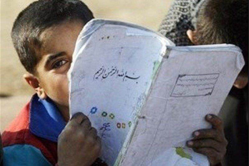 """شناسایی۳ هزار بازمانده از تحصیل در استان/اجرای طرح """"آبا"""" برای کاهش آمار بازماندگی از تحصیل"""
