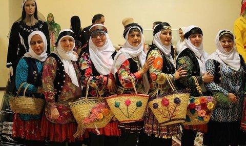 مانتو و لباس ایرانی