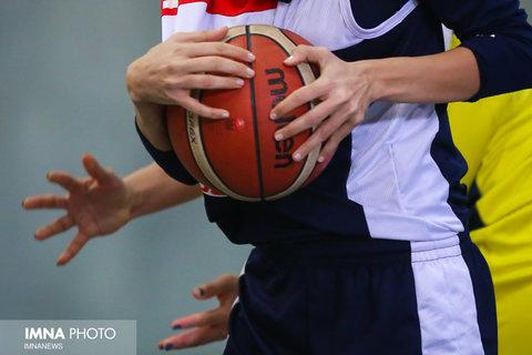 آغاز آخرین مرحله اردوی بسکتبال بانوان از ۴ مهر