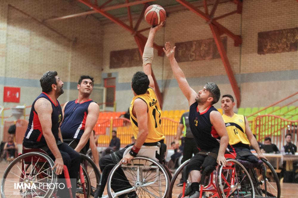 اردوی تیم ملی بسکتبال با ویلچر از ۲۴ دی ماه برگزار می شود