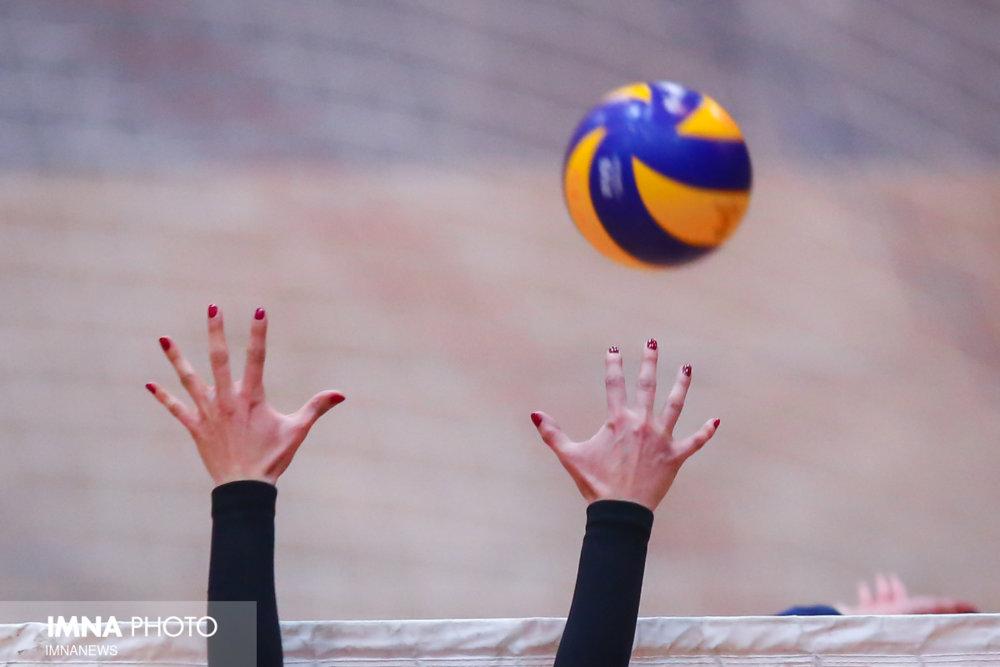 مسابقات والیبال بانوان کلانشهرها به میزبانی اصفهان برگزار می شود