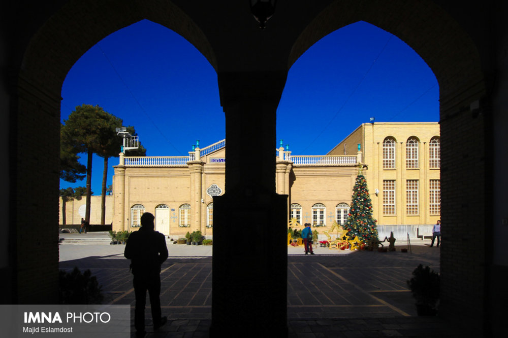 معرفی فرهنگ ۴۰۰ ساله ارامنه جلفای اصفهان