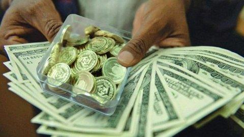 افزایش قیمت سکه و ارز امروز ۲۴ مهرماه +جدول