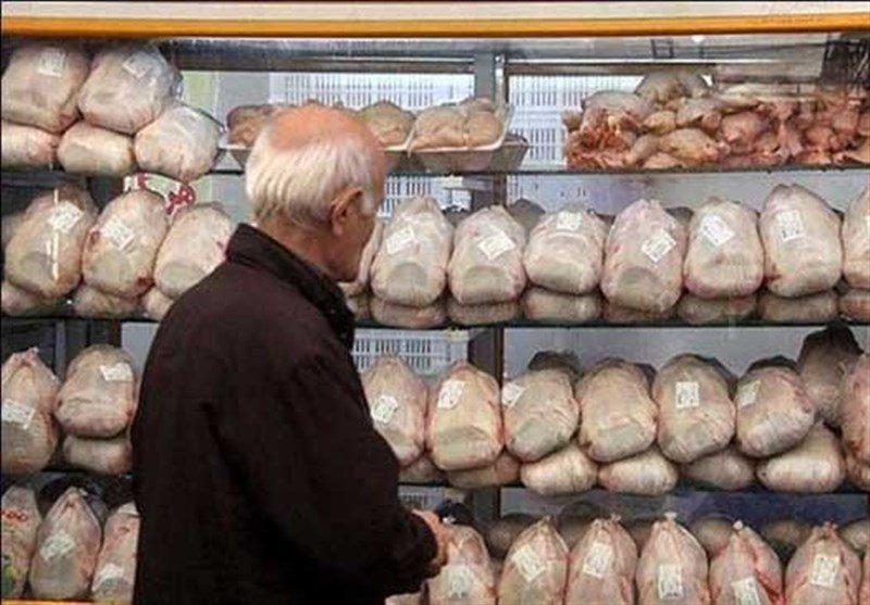 کاهش ۵۰ تا ۶۰ درصدی تقاضا برای خرید مرغ در محرم ۹۹