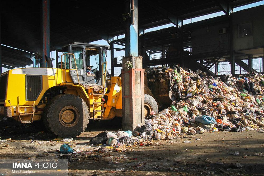 ۶۲ مرکز انباشت پسماند خشک در کرج تعطیل شد